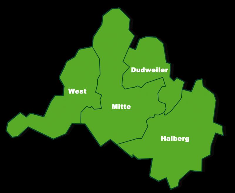 Grüne OVs in Saarbrücken